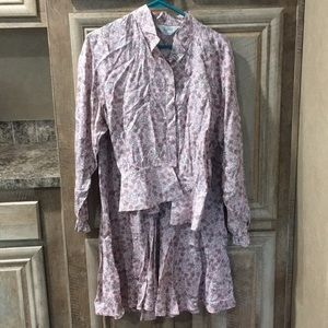 Unique Vintage Skirt Suit Set (TJW by Mervyn's)